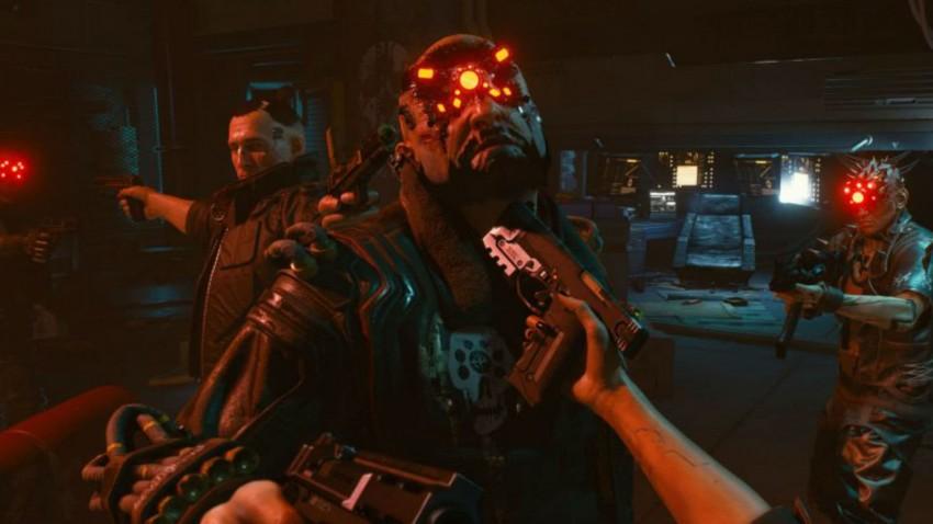 cyberpunk 2077 screenshot trailer