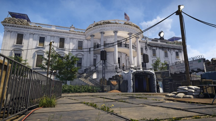 The division guida Casa Bianca