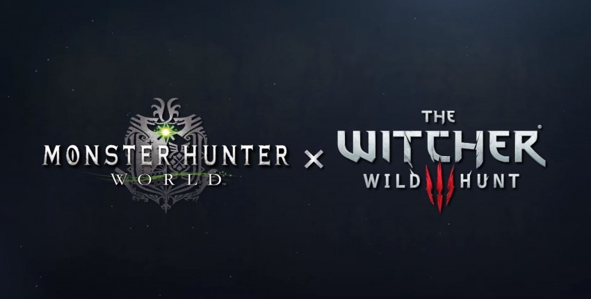 Monster Hunter World evento The Witcher 3