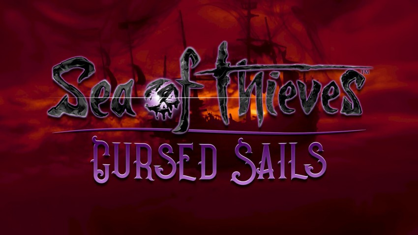 Sea of thieves cursed sails Logo