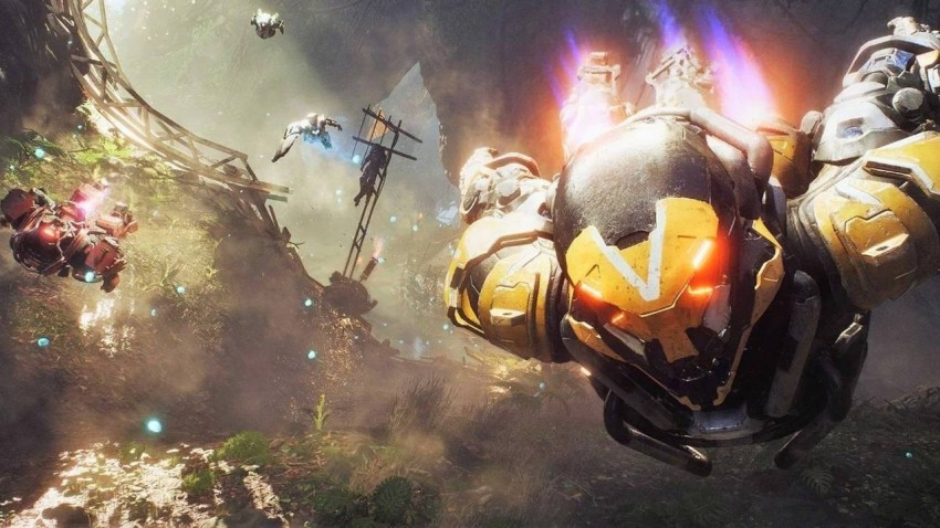 Anthem Cover Art Guardiano