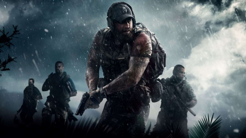 Ghost Recon Breakpoint news