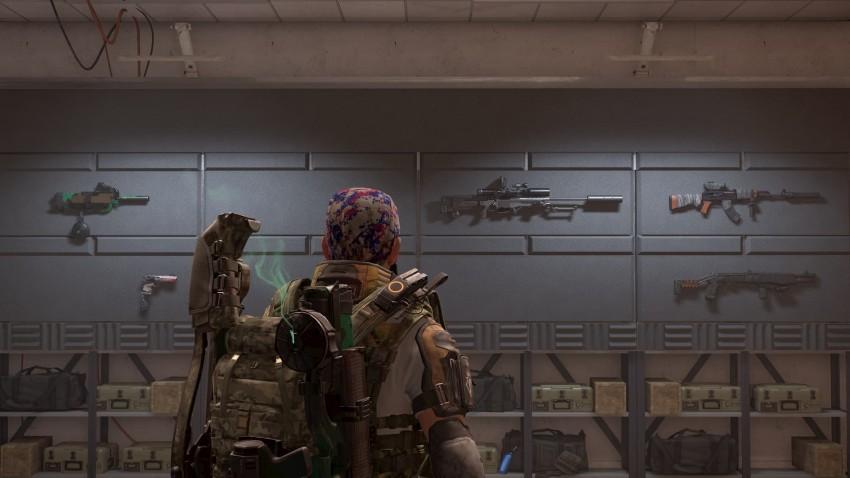 the division 2 - armi esotiche