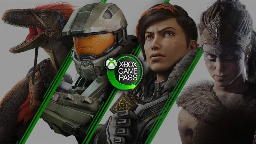 Xbox Game Pass Copertina Ark halo hellblade gears 5 microsoft