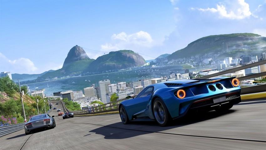Forza Motorsport 6 rio screenshot racing