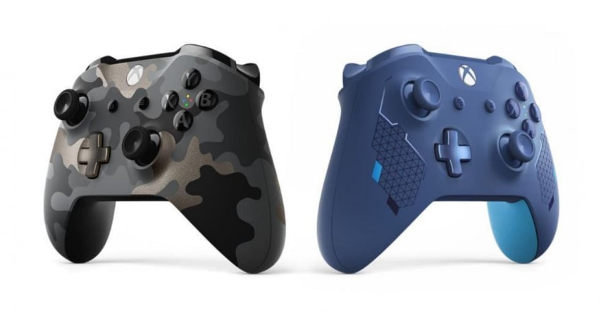 Xbox wireless controller - Night ops e sport blue