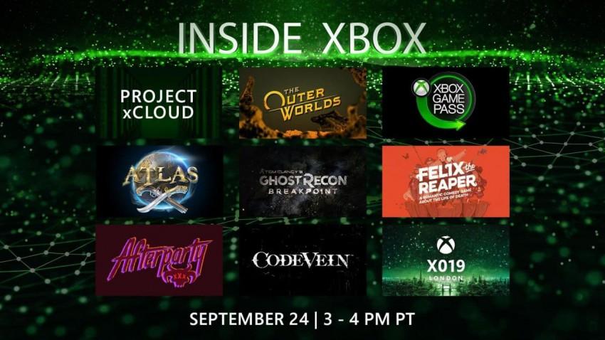 Inside Xbox Settembre 24